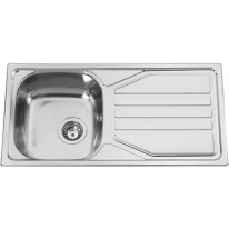 Sinks OKIO 860 V 0,5mm leštěný