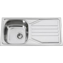 Sinks Sinks OKIO 860 V 0,6mm texturovaný