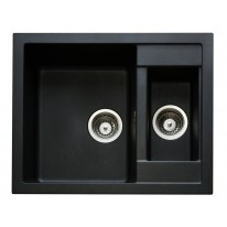 Sinks CRYSTAL 615.1 Metalblack