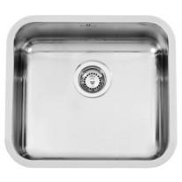 Sinks LAGUNA 490 V 0,8mm trojmontáž leštěný