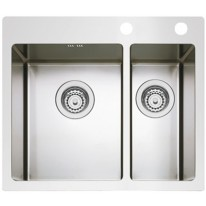 Sinks Sinks BOXER 585.1 RO 1,2mm
