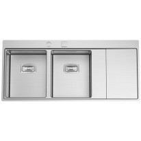 Sinks XERON 1160 DUO levý 1,2mm