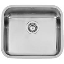 Sinks INDUS 540 V 1,0mm leštěný