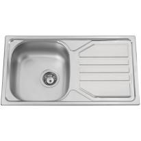 Sinks OKIO 780 V 0,5mm matný