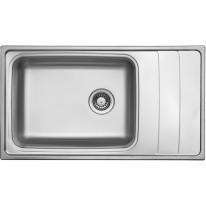 Sinks Sinks WAVE 915 V 0,8mm leštěný - Akce