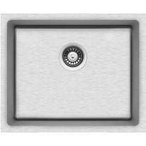 Sinks BLOCK 540 V 1mm kartáčovaný