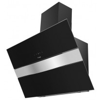 Kluge KOS9050BLG Surf black odsavač komínový, 90 cm