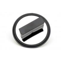 EcoMaster Zátka nerezová dvoudílná (zátka těsnění) k drtičům odpadu EcoMaster