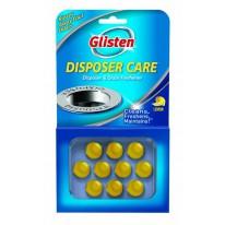 EcoMaster Čistící a dezinfekční kapsle do drtiče Disposer Care k drtičům odpadu EcoMaster