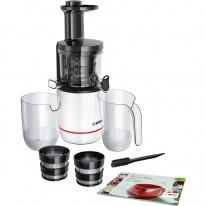 Bosch MESM500W Pomalý odšťavňovač bílá / černá