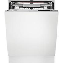 AEG Mastery FSK93800P vestavná myčka nádobí s příborovou zásuvkou, ComfortLift, vnitřní osvětlení, 60 cm, A+++