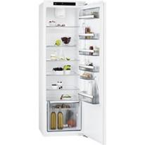 AEG Mastery SKE81811DC vestavná monoklimatická chladnička, pevné panty, A+