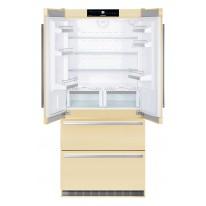 Liebherr CBNBE 6256, Kombinovaná chladnička, béžová, A++