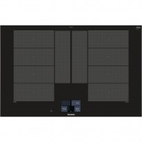 Siemens EX875KYW1E  indukční senzorová deska, fazetový design, 80 cm, HomeConnect