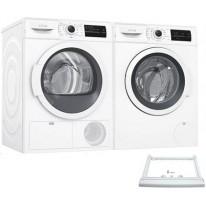 Lord W3+T1+SK2 set spotřebičů - pračka, sušička prádla, spojovací mezikus