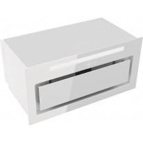 Kluge KMV6020WHG vestavný odsavač par, bílé sklo, šířka  60 cm, 4 roky bezplatný servis