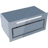 Kluge KMV6020GRG vestavný odsavač par, grafitově šedé sklo, šířka 60 cm, 4 roky bezplatný servis