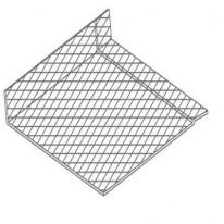 Faber Filtr kovový Millennio 60 - Poslední kus