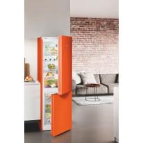 Liebherr CNno 4313 chladnička/mraznička, NoFrost, A++, oranžová