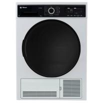 Romo RCD1080B sušička kondenzační, bílá/černá, B, 4 roky bezplatný servis