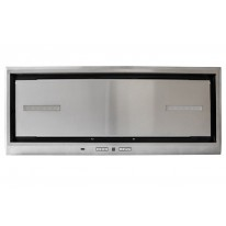 Kluge KOV7000IX Box turbo 70 odsavač vestavný, 72 cm