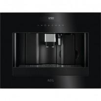 AEG Mastery KKE884500B plně automatický vestavný kávovar, design SPECIAL BLACK