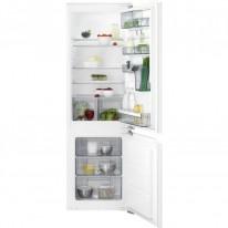 AEG Mastery SCB61824LF vestavná kombinovaná chladnička, CustomFlex, pevné panty, A++