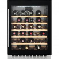 AEG Mastery SWB66001DG vestavná jednozónová vinotéka, 52 lahví Bordeaux, A