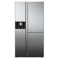 Hitachi R-M700AGPRU4X-MIR kombinovaná třídveřová chladnička, NoFrost, A++, 7 let záruka