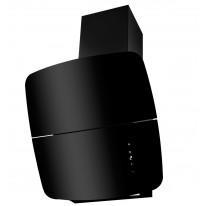 Kluge KOD6010BLG komínový odsavač par, černý, šířka 60 cm