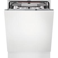 AEG Mastery FSE62800P vestavná myčka nádobí s příborovou zásuvkou, ComfortLift, 60 cm, A++