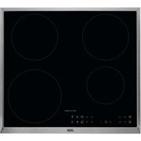 AEG Mastery IKB64301XB indukční varná deska s rámečkem, černá, šířka 58 cm