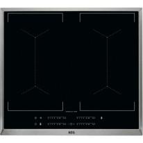 AEG Mastery IKE64450XB indukční varná deska s rámečkem, černá, šířka 58 cm