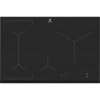Electrolux EIS84486 indukční varná deska SenseFry, tmavě šedá, 80 cm
