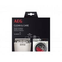 AEG A6WMDW12 odstraňovač vodního kamene a nánosů z praček