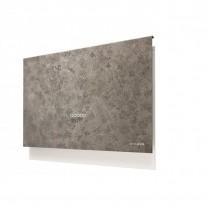 Faber TALIKA DGC A80  - komínový odsavač, bílá / imitace betonu, šířka 80cm