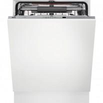 AEG Mastery FSE63700P vestavná myčka nádobí s příborovou zásuvkou, 60 cm, A+++