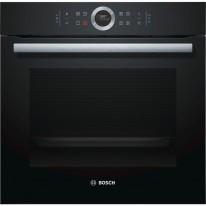 Bosch HBG675BB1 vestavná trouba, černá