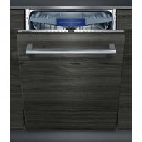 Siemens SX736X19ME plně vestavná velkoprostorová myčka nádobí, varioHinge50, 60 cm, A++