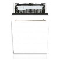 Kluge KVD4510PA++  plně vestavná myčka nádobí s příborovou zásuvkou; šířka 45 cm; A++, 4 roky bezplatný servis