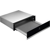Electrolux KBD4X 900 PRO vestavná ohřevná zásuvka, černá/nerez