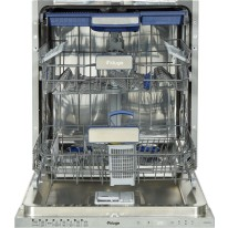 Kluge KVD6020PA+++ plně vestavná myčka nádobí s příborovou zásuvkou; vnitřní osvětlení, šířka 60 cm; A+++, 4 roky bezplatný servis
