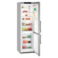Liebherr CBef 4815 volně stojící kombinovaná chladnička, nerez, BioFresh, A+++