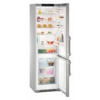 Liebherr CNef 4825 volně stojící kombinovaná chladnička s mrazákem, nerezový vzhled, NoFrost, A+++
