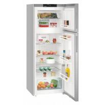 Liebherr CTNEF 5215 volně stojící lednička, nerez, NoFrost, A++