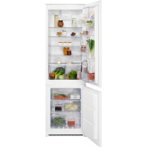 Electrolux ENN2852ACW vestavná kombinovaná chladnička, CustomFlex, NoFrost, A++