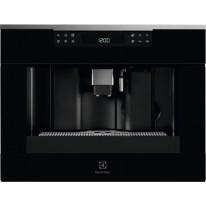 Electrolux KBC65X vestavný kávovar, černý