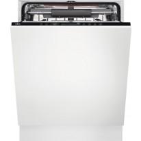 AEG Mastery FSE63717P vestavná myčka nádobí s příborovou zásuvkou, 60 cm