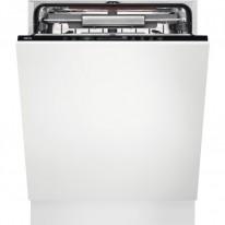 AEG Mastery FSK83717P vestavná myčka nádobí s příborovou zásuvkou, vnitřní osvětlení, 60 cm