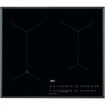 AEG Mastery IAE64431FB indukční varná deska SENSEFRY, Hob2Hood, černá, 60 cm